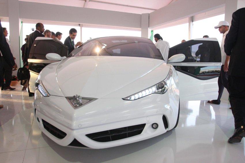 Meet the World\'s Safest car \'Libyan Rocket\', Designed in Libya ...