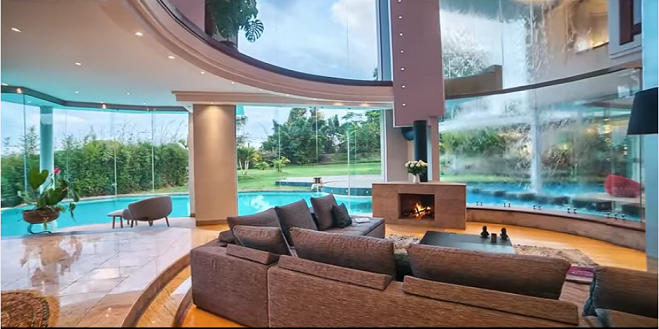 Video Kenya S Most Expensive House Worth About 163 4 Million