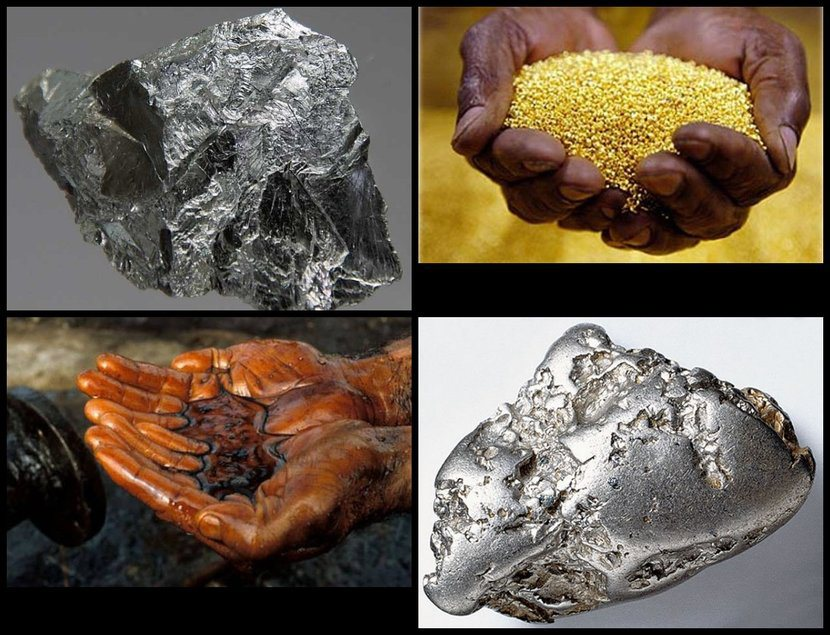 Natural Resources Of Africa Ppt