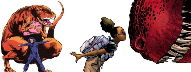 Meet Marvels First Young Black Female Superhero  How Africa News-2331