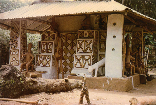 What Were Traditional Nigerian Houses Like How Africa News