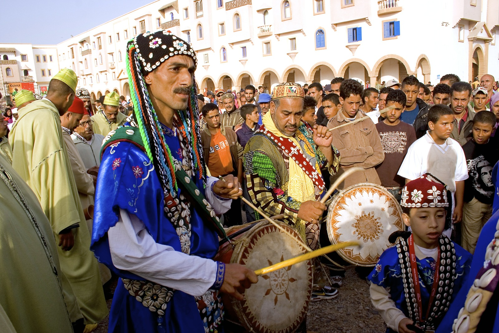 cultural diversity in morocco
