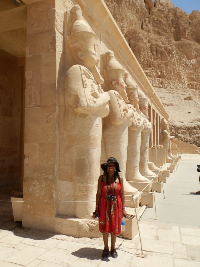 a history of the reign of hatshepsut the first known female pharaoh