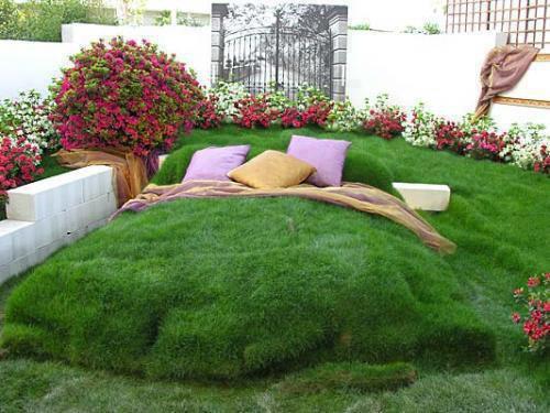 10 ways to keep your garden beautiful how africa news - Garden furniture ideas fun good taste ...
