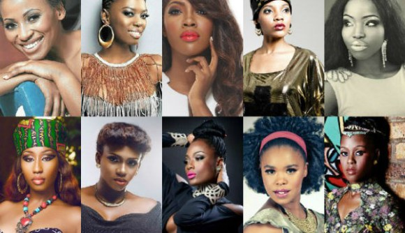Creating Viral Social Content Was At The Black Heart Of: Top 10 Most Powerful Female Singers In Africa (See If Your