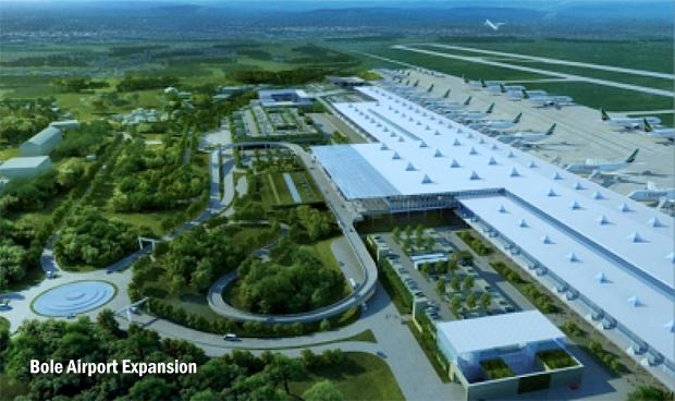 Aeroporto Etiopia : Ethiopia plans mega airport project in addis ababa how