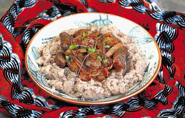 Traditional Food In South Africa Recipes
