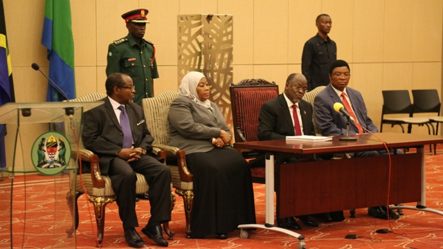 cabinet ministers tanzania - azontreasures