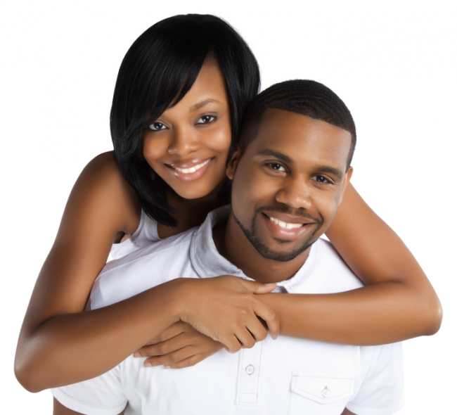 Image result for picture of a happy black couple