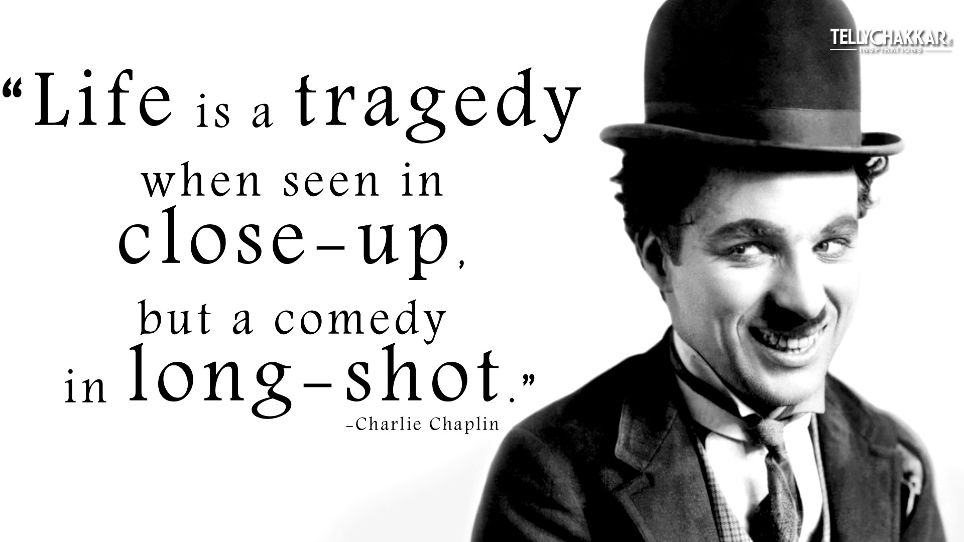 Charlie Chaplin How Africa News