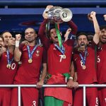 Portugal team wins Euro 2016