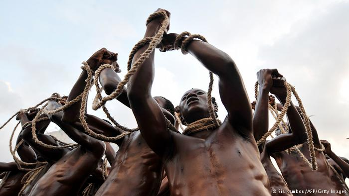 Remembering Slavery The Arab-Muslim Slave Trade With -3030