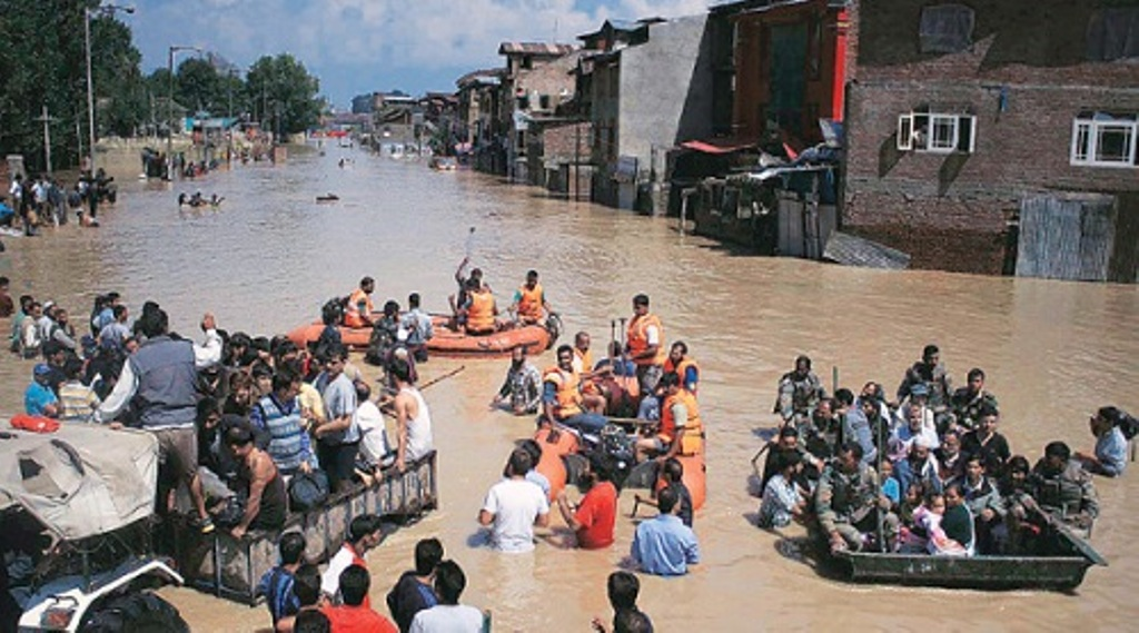 List Of Major Natural Disasters In India