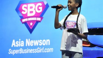 Black Entrepreneur, Asia Newson