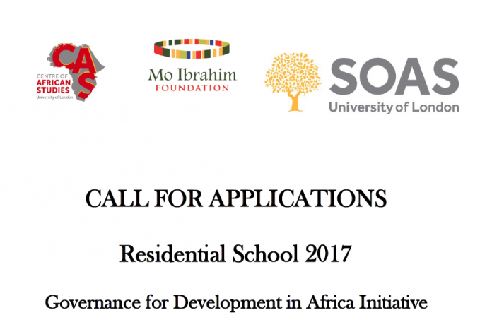 APPLY: Governance for Development in Africa Initiative ...