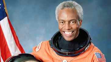 First African-American To Travel In Space