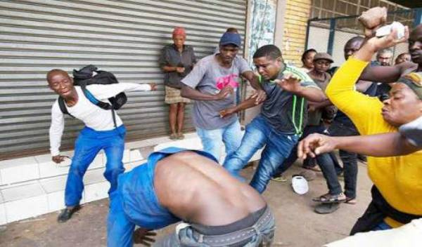 Xenophobic Attacks: South Africans! Nigerians Are Not Our