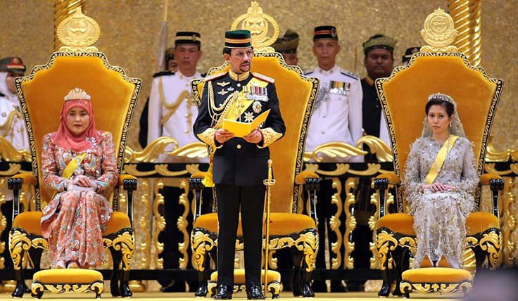 the worlds top 15 richest royals updated for 2017 sultan