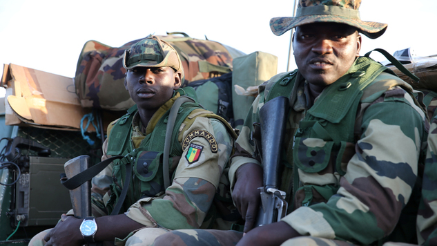 regional forces Military chiefs from nigeria, chad, cameroon, benin and niger are finalising their strategy for a 8,750-strong regional force to tackle the militant islamist group boko haram in the last few weeks, the multinational joint task force has retaken several towns captured by the militants in north-eastern nigeria.