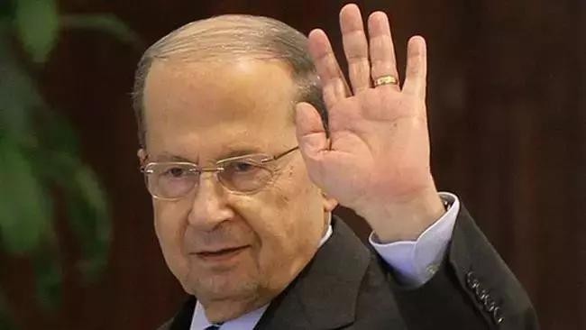 President Michel Aoun of Lebanon