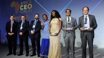 Africa CEO Forum Award Winners