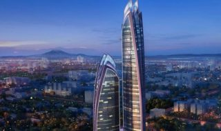 Africa's Tallest Tower