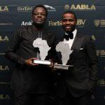 Chude Jideonwo and Adebola Williams