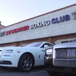 Mayweather Floyd Boxiing Club