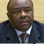 Jean-Pierre Bemba, Jean-Pierre Bemba Jailed, Jean-Pierre Bemba looking worried
