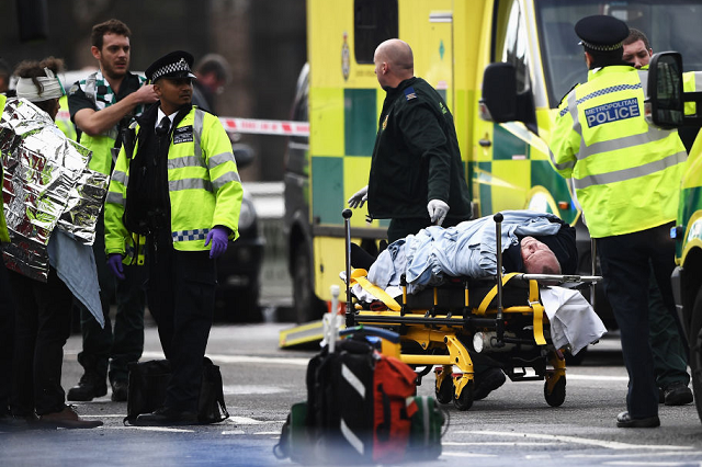 Masood, London attacker revealed