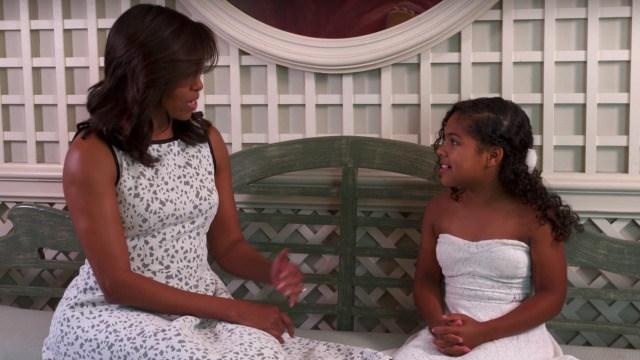 Michelle Obama Gives 'MasterChef Junior' Challenge