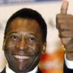 football legend Pele