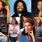"""Bob Marley, All His Children And His 9 """"Wives""""!!"""