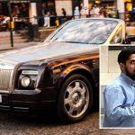 Mohammed Humza,Saudi Prince's Rolls-Royce,