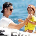 Cristiano Ronaldo, A father, A son, A football icon