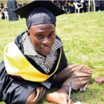 Didas Byaruhanga: Ugandan Man Born Without Arms Graduates From University
