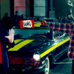 Snoop Dogg shoots 'Donald Trump'
