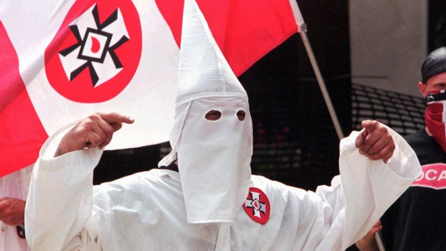 "a brief history of the ku klux klan In pulaski, tennessee, a group of confederate veterans convenes to form a  secret society that they christen the ""ku klux klan"" the kkk rapidly."