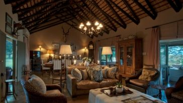 exclusive lodge