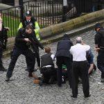 Terror Attack In London Parliament