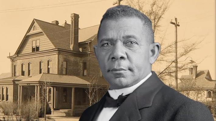 booker t washington a fight for african americans Once the most famous and influential african american in the united states (and probably the world), booker t washington has earned at best mixed reviews in the decades since his death in 1915.