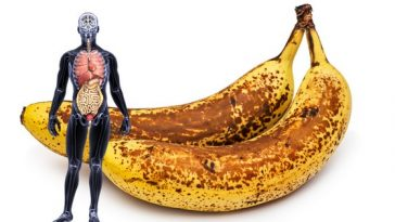 Eat Two Black-Spotted Bananas A Day,