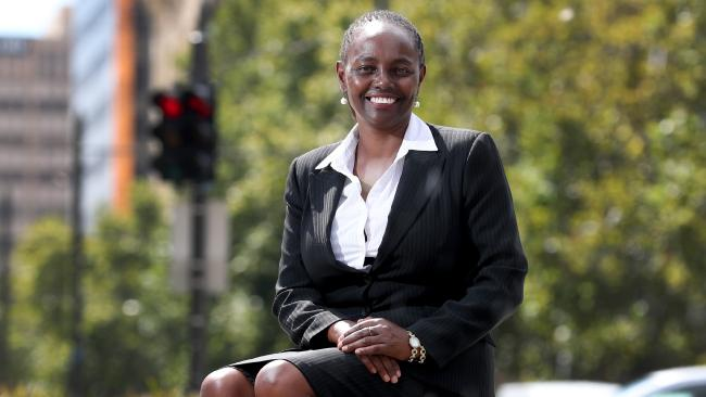 Kenyan-Australian Based Lawyer, Lucy Gichuhi