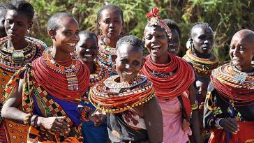 Umoja, The Kenyan Village Forbidden To Men
