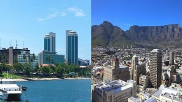 Top 10 Most Beautiful Cities In Africa