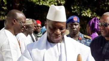 Entourage Living With Yaya Jammeh In Equatorial Guinea Might Decided To Betray Him