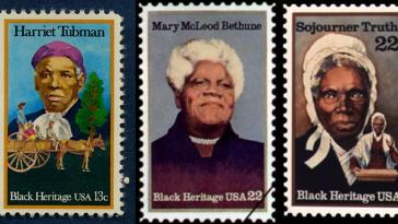 US Post Office Honors Black Females