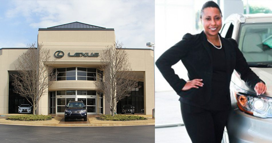meet ellenae fairwurst the first black woman to own a lexus dealership how africa news. Black Bedroom Furniture Sets. Home Design Ideas