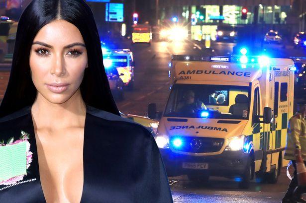 Kim Kardashian's Tweet On The Manchester Bombing Attack Shocks The World