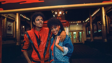 Ola Ray and Micheal Jackson